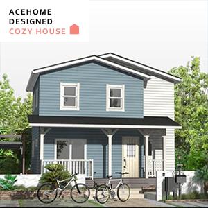 DESIGNED COZY HOUSE