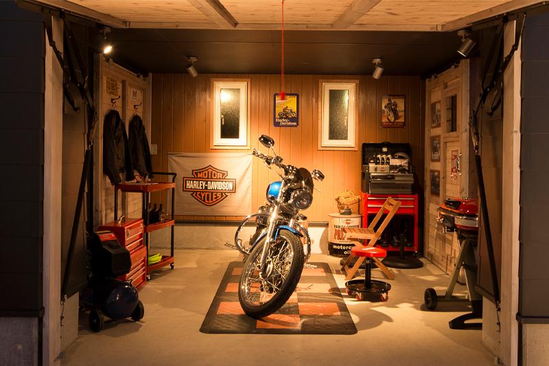 Switch Garage