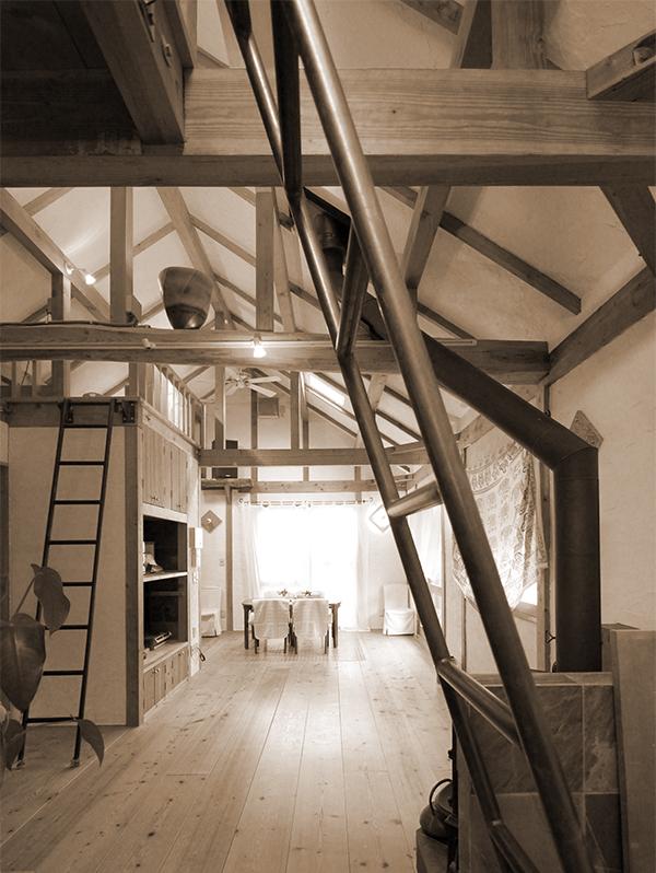無添加住宅の建材について